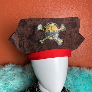 hat for pirate costume
